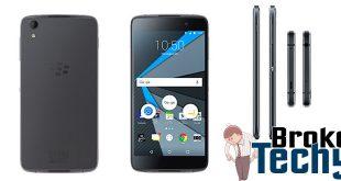 Unlocked BlackBerry DTEK50 Secure Android Smartphone