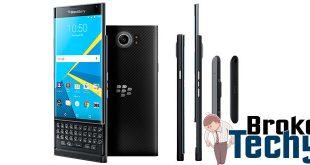 Unlocked BlackBerry Priv Android Smartphone