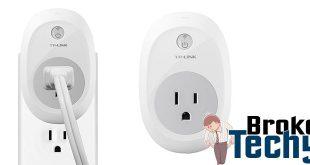 WiFi Smart Plug by TP-LINK
