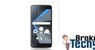 DTEK60 Tempered Glass Screen Protector