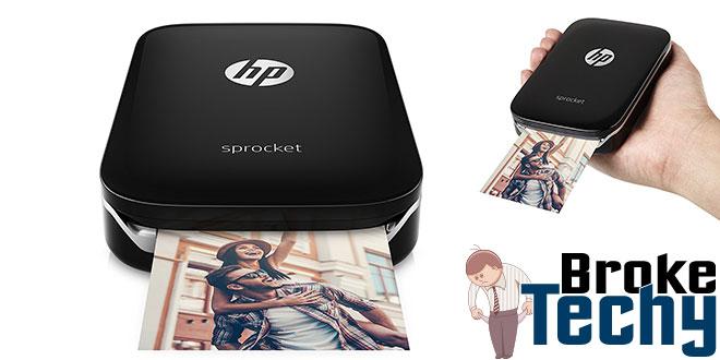 sprocket hp printer