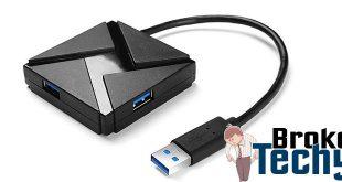 iMagitek Portable USB 3.0 Hub