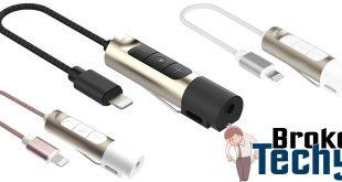 Iverra iPhone 7 Headphone Jack Adapter