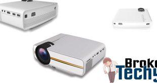 YG400 Handheld Mini LED Projector