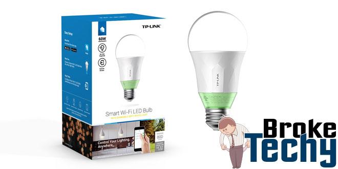 Smart Light Bulb By Tp Link 24 99 Broketechy