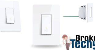 WiFi Smart Light Switch by TPLink