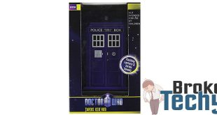 Doctor Who Tardis USB Hub (4-Port)