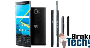 Unlocked BlackBerry Priv Android Smartphone