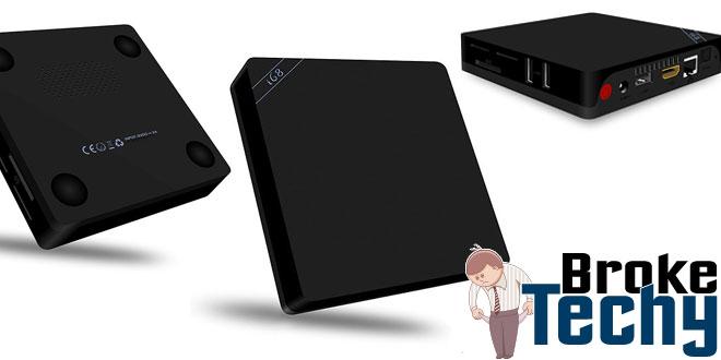 i68II Android Marshmallow TV Box