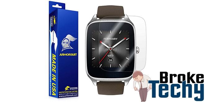 Zenwatch 2 Screen Protector
