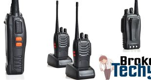 BaoFeng Walkie Talkie 2-Way Radio