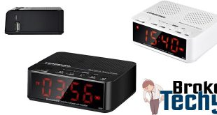 LEADSTAR MX-17 Bluetooth Alarm Clock