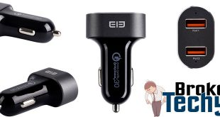 Elephone Tornado Qualcomm Quick Car Charger