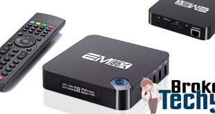 EM95X TV Box (Android Marshmallow)