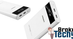 Pisen Power Bank (10,000mAh or 20,000mAh)