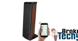 Holmes Smart Air Purifier with WiFi