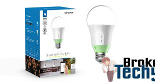 TP-Link Smart Light Bulb with WiFi
