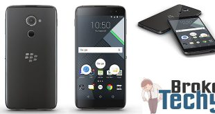 BlackBerry DTEK60 Secure Android Smartphone