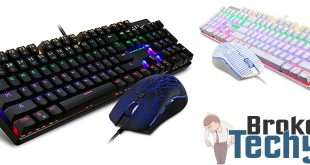 Motospeed CK666 Mechanical Keyboard & Mouse