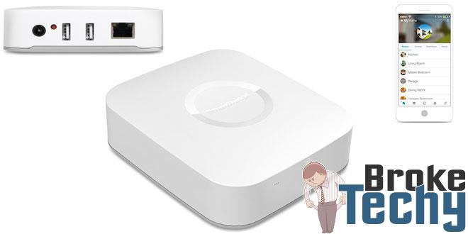 Samsung SmartThings Hub 2.0